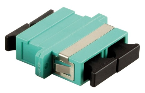 156143F-SC-SC-Duplex-Fiber-Optic-Adapter-Multimode-Aqua-OM3_im1.png