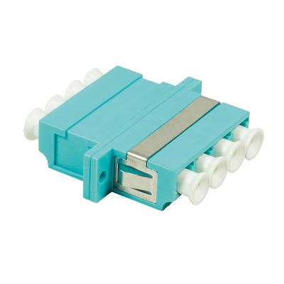 156161F-Fiber-optic-LC-LC-Quad-adapter-Multimode-Aqua_im1.png