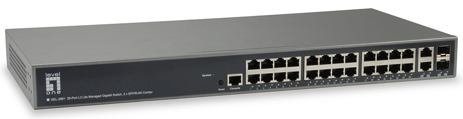 GEL-2681-26-Port-L3-Lite-Managed-Gigabit-Switch-2xSFP-RJ45-Combo-LevelOne_im1.png